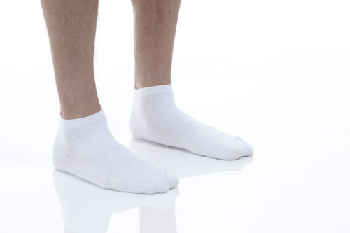 Coolmax Ankle Socks -- Firm Support