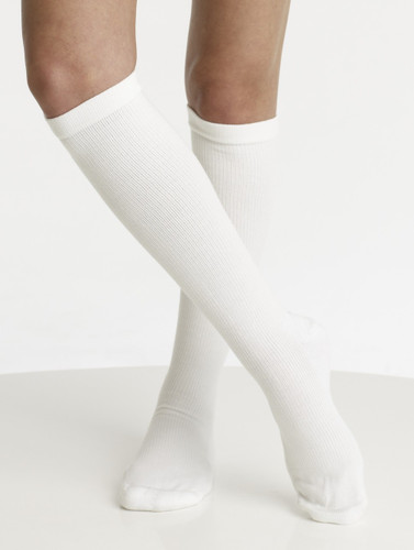 Men's Microfiber Compression Dress Socks