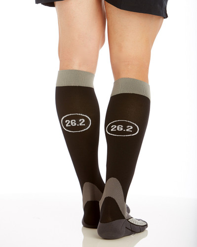 Special Edition Marathon Decal Compression Socks