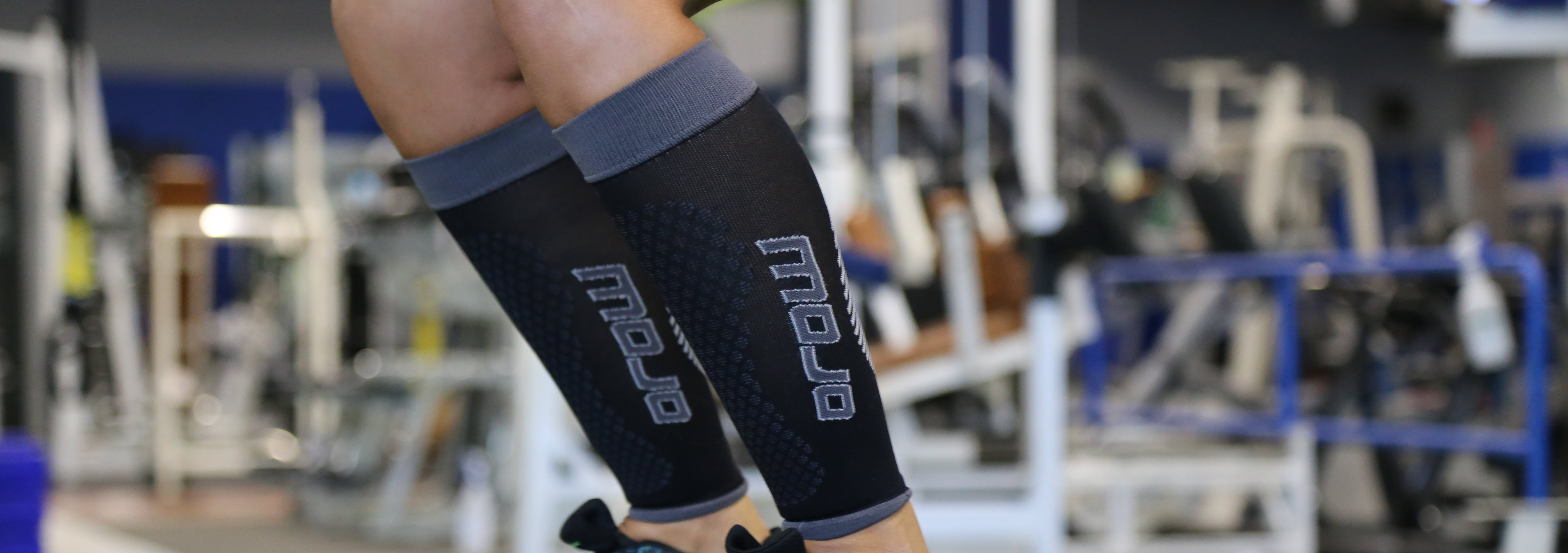 Add a compression sleeve to your routine
