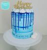 Birthday Drip Cakes