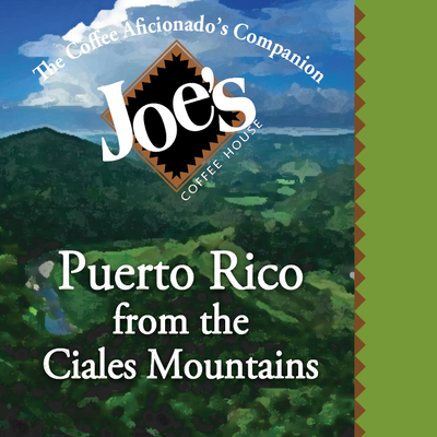 Puerto Rico Ciales Mountain Cafe Chevere