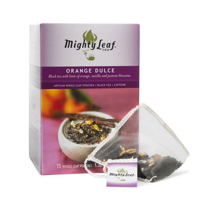 Mighty Leaf Organic Orange Dulce