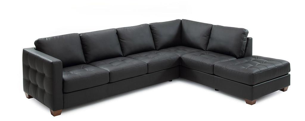 Palliser Leather Sofa Sectional Model 77558 Barrett