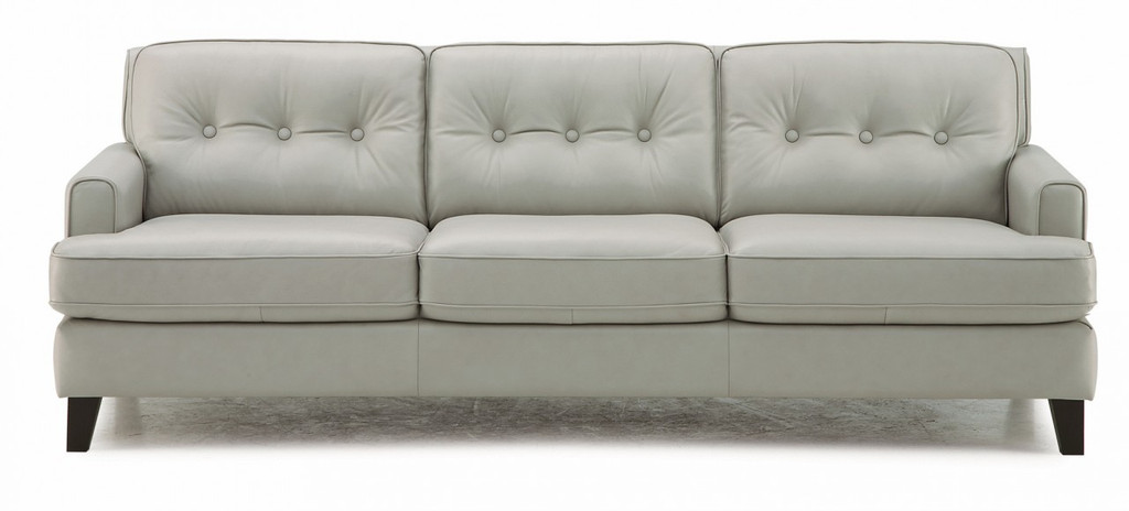 Palliser 77575 White Leather Barbara
