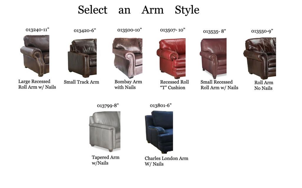 Choose an arm style