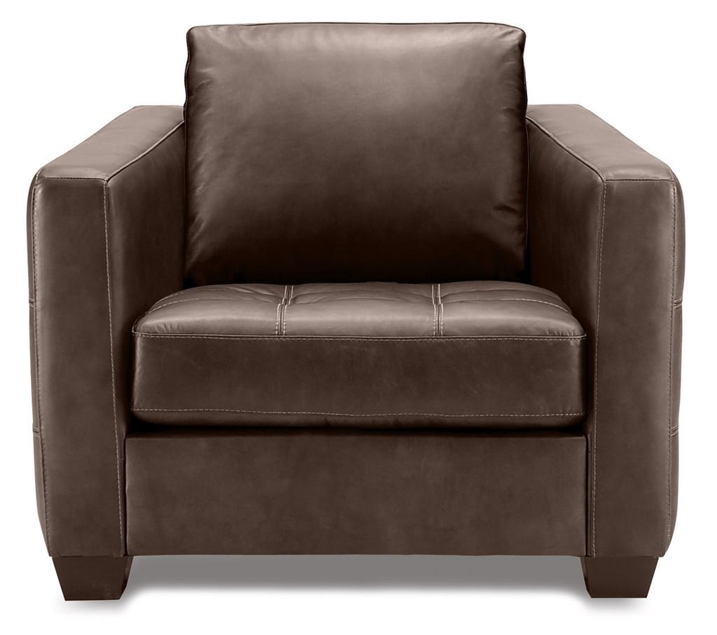 Palliser Leather Sofas: Palliser Leather Sofa-Sectional-Model:77558 Barrett
