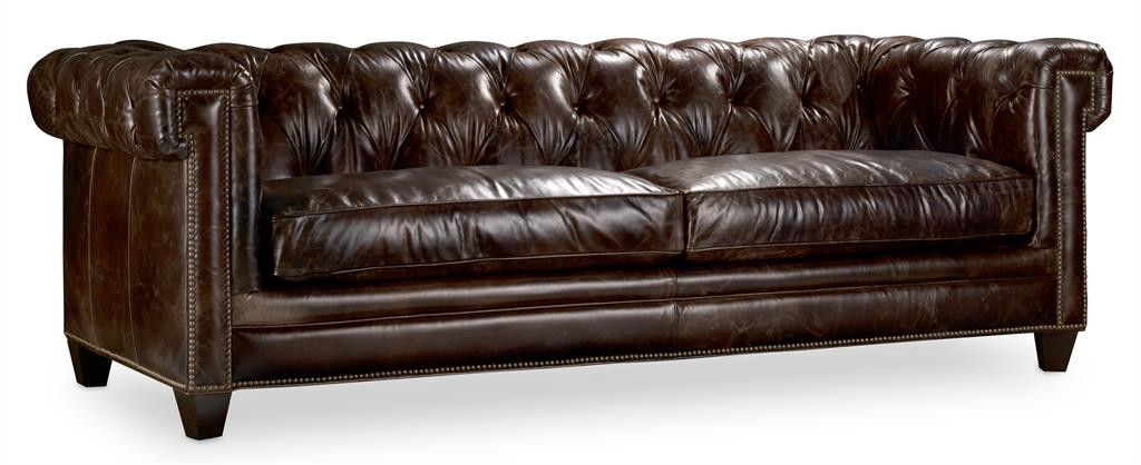 Hooker SS195 089 Chesterfield Sofa Imperial Regal ...