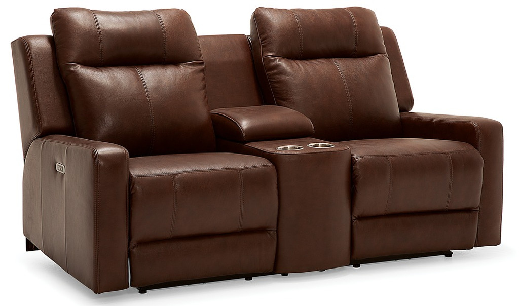 Palliser 41057 Redwood Pwer Head/Seat Recliner Sofa