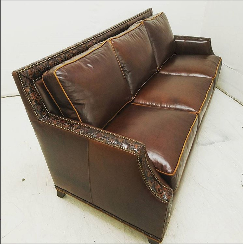 Merveilleux American Heritage Maddox Sofa ...
