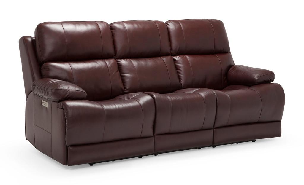 Palliser 41064  Kenaston Pwer Head/Seat/Lumbar Recliner Sofa
