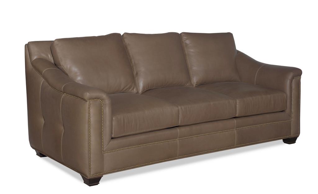 Lachlan Leather Sofa American Heritage Custom Leather