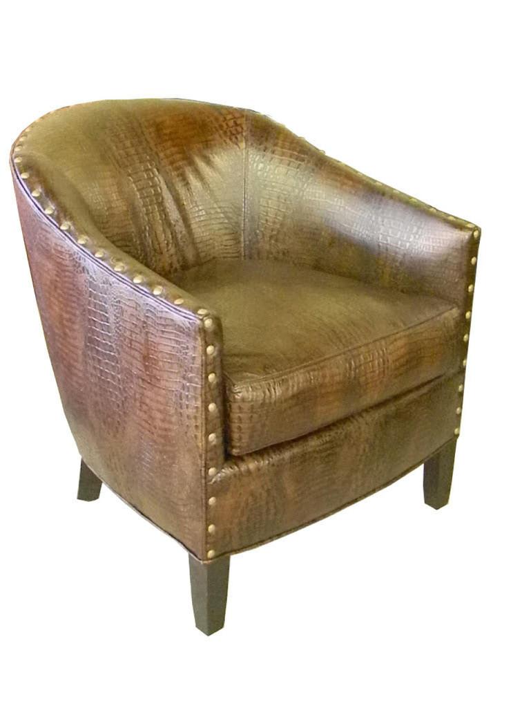 American Heritage Mia Barrel Chair