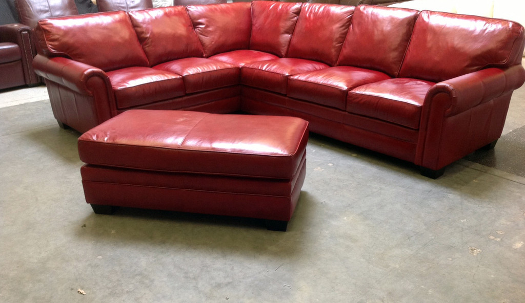 A.H. Lassiter (Lancaster) Sectional - 20% off Sale 12 colors