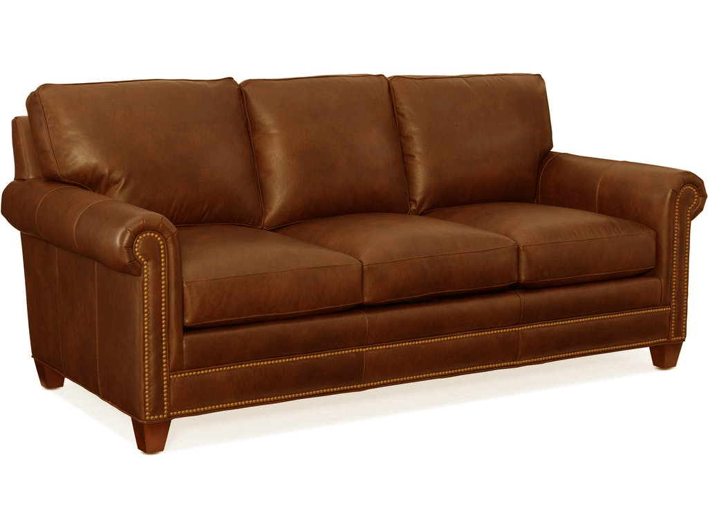 Bradington Young Leather Sofa Model Raylen 604 On Sale