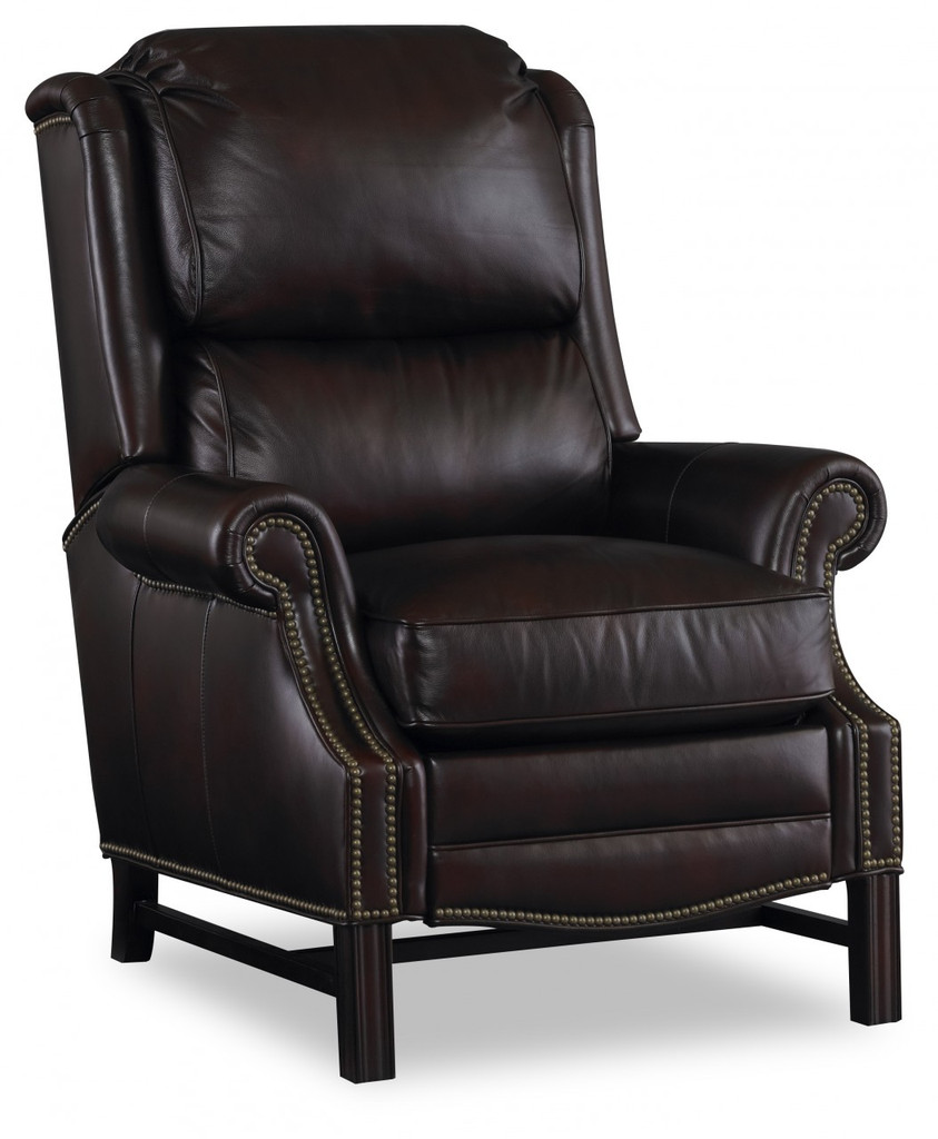 Bradington Young Leather Alta Recliner 4104