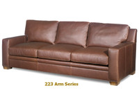 Bradington Young Leather Sofa And Sectional 220 Custom Series