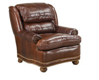American Heritage Bustle Back Sofa