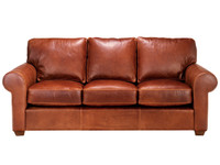 A. H. Custom Arm Sectional 25% off any leather