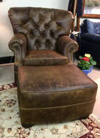 American Heritage Birmingham Barrel Chair