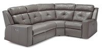 Palliser 41062  Grove Pwer Head/Seat Recliner Sectional