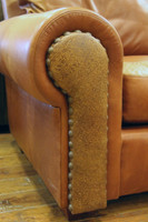 Westchester Leather Sofa American Heritage Custom Leather