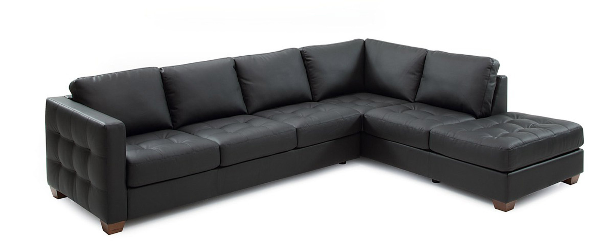 Palliser Barrett sectional Sofa with pillows