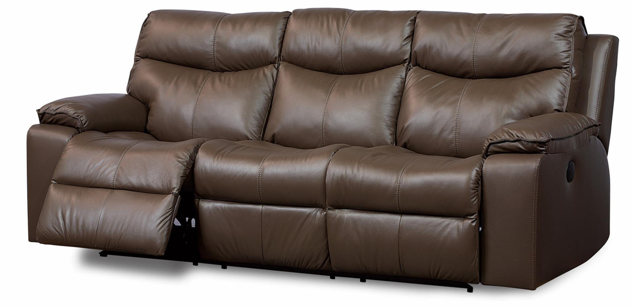 Palliser Leather Recliner Sofa -Model:Providence 41034 ...