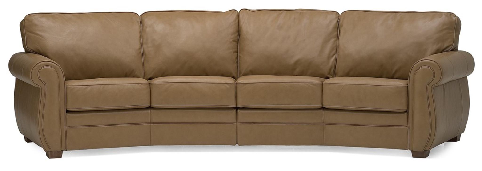 Palliser Leather Sofa Sectional Model 77492 Viceroy Elements Leather
