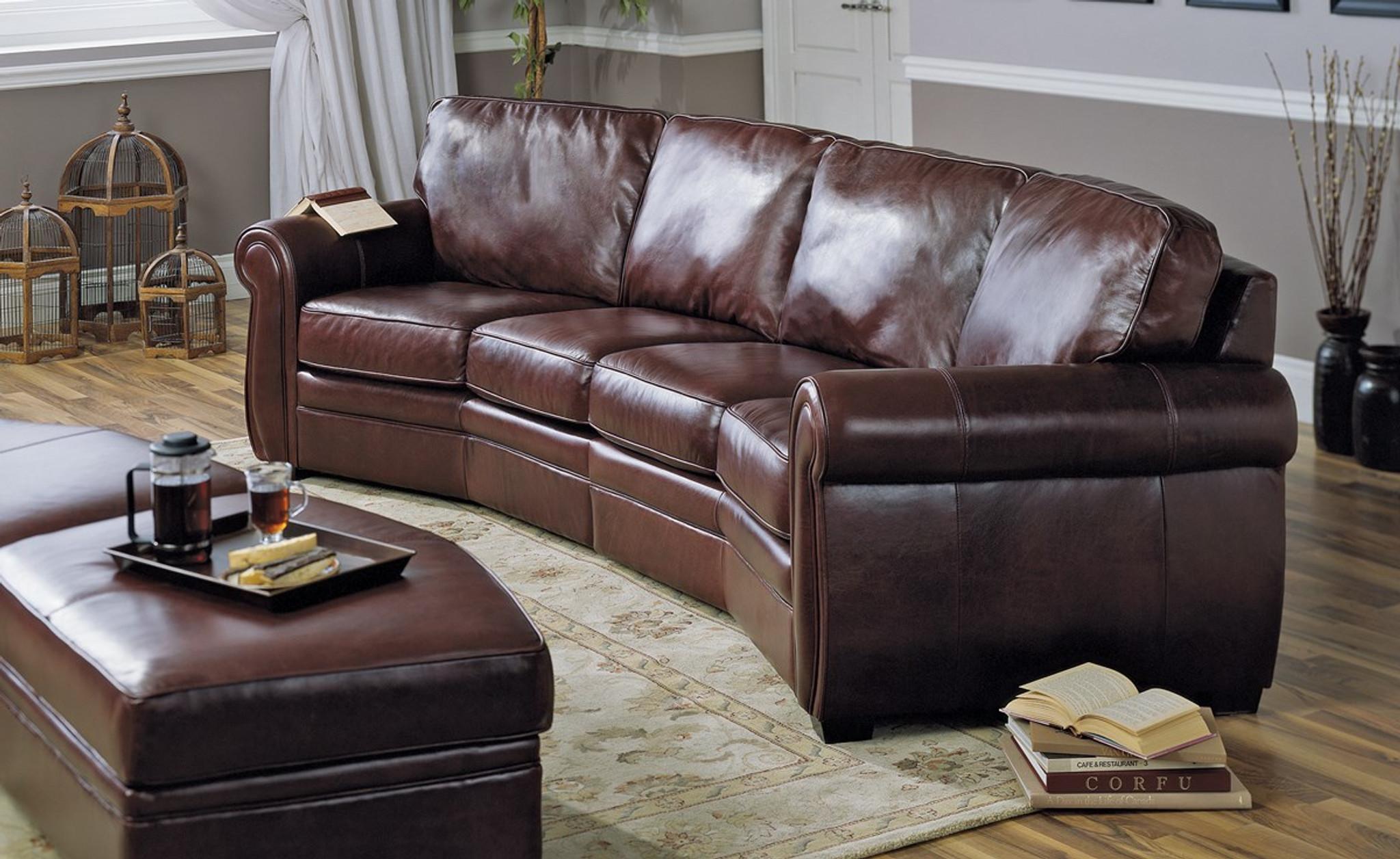 Palliser Leather Sofa Sectional Model 77492 Viceroy