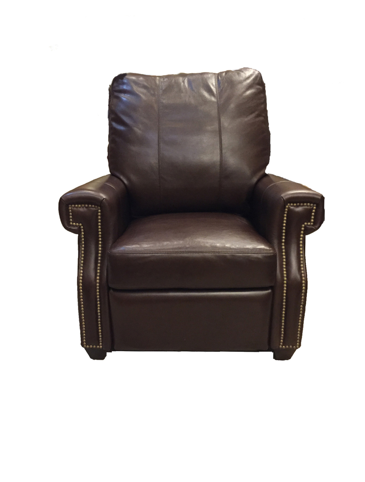 Braxton Leather Sofa American Heritage Custom Leather