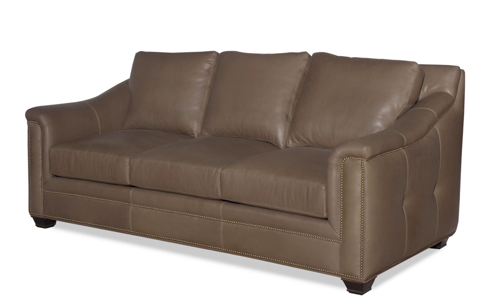 Lachlan Leather Sofa American Heritage Custom Leather