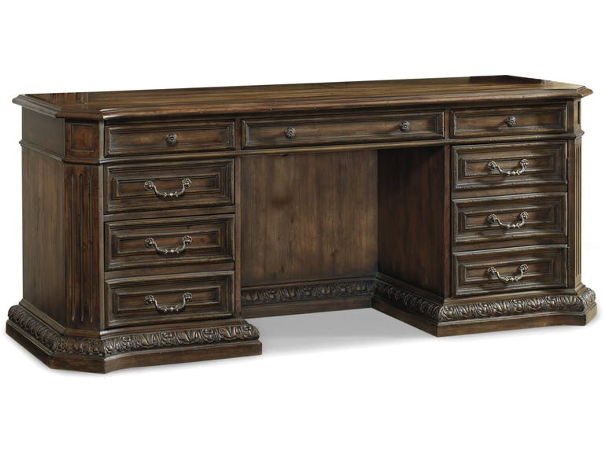 Hooker Furniture Home Office Rhapsody Computer Credenza ...