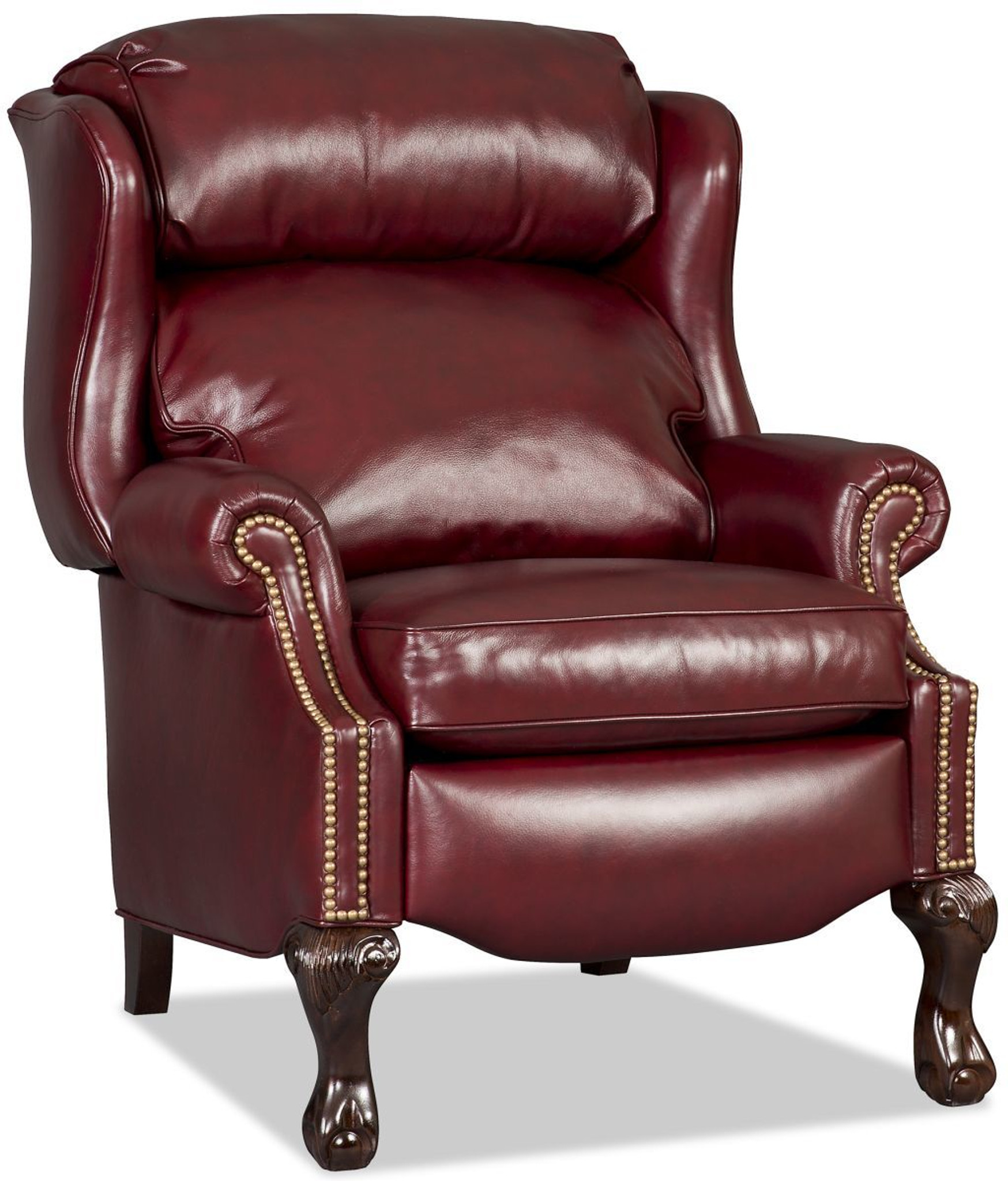 Bradington Young 4115 Ball Claw Recliner Special ...
