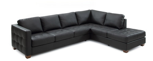Palliser Leather Sofa Sectional Model 77558 Barrett
