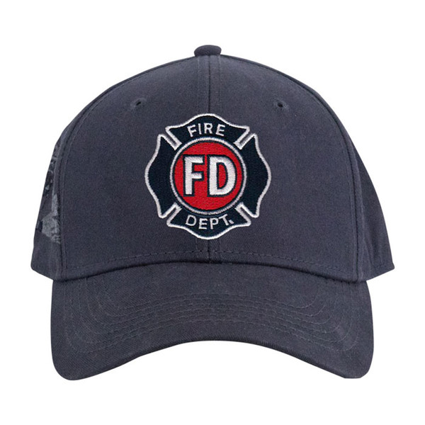 Firefighter Shield Cap