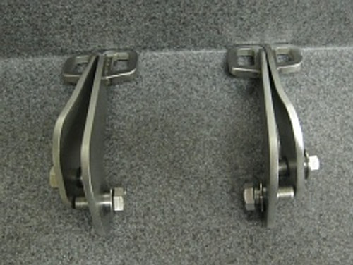 Belt Mounting Clips for 6 point harness