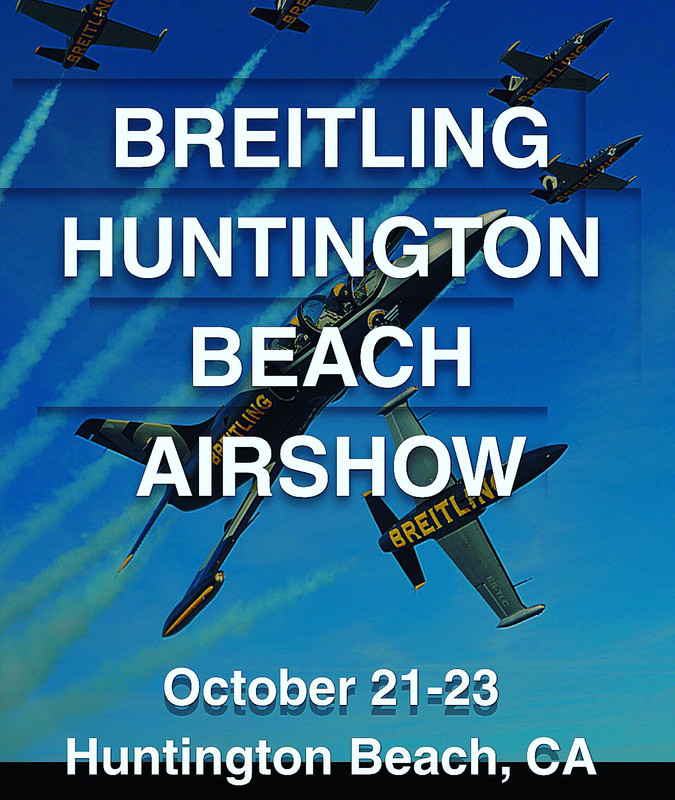 Breitling Huntington Beach Airshow 2016