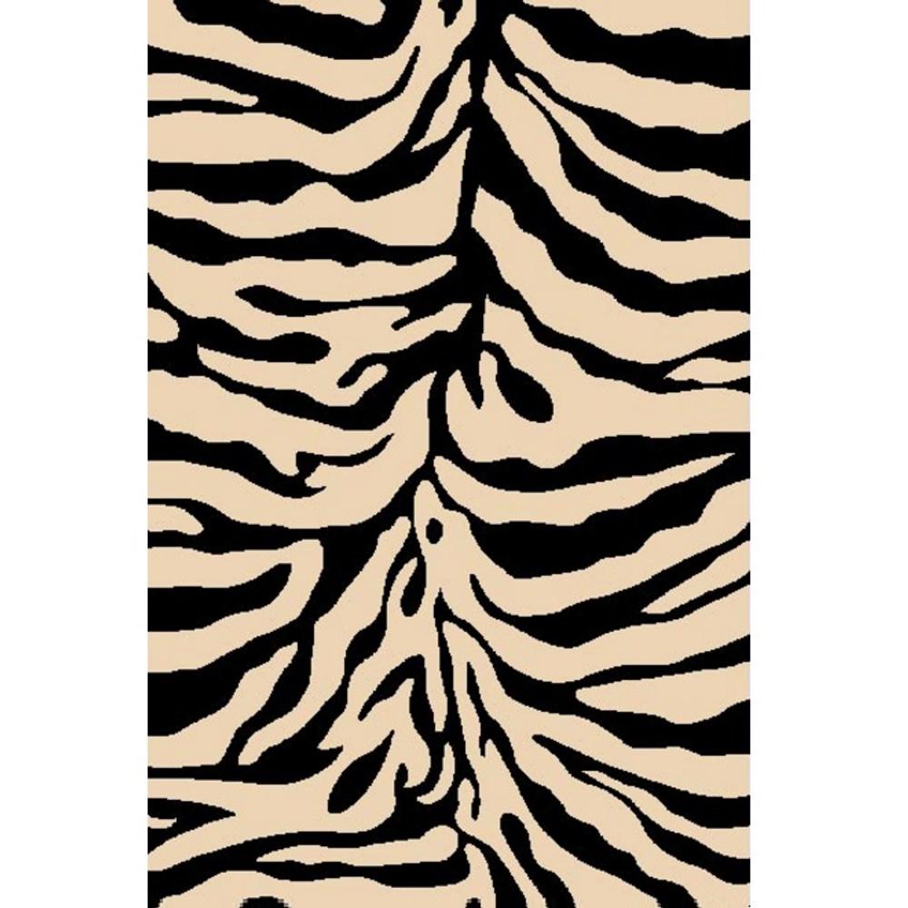 Zebra Sculpture Area Rug American Cover Persian Weavers