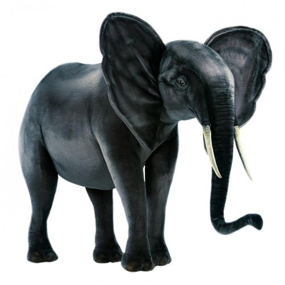 Elephant Extra Large Stuffed Animal Elephant Giant Plush