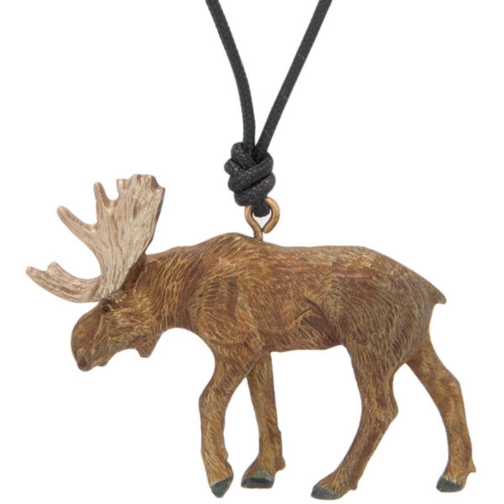 Moose necklace moose pendant cavin richie jewelry moose sculptural pendant necklace cavin richie jewelry dmokb 68 pend aloadofball Images