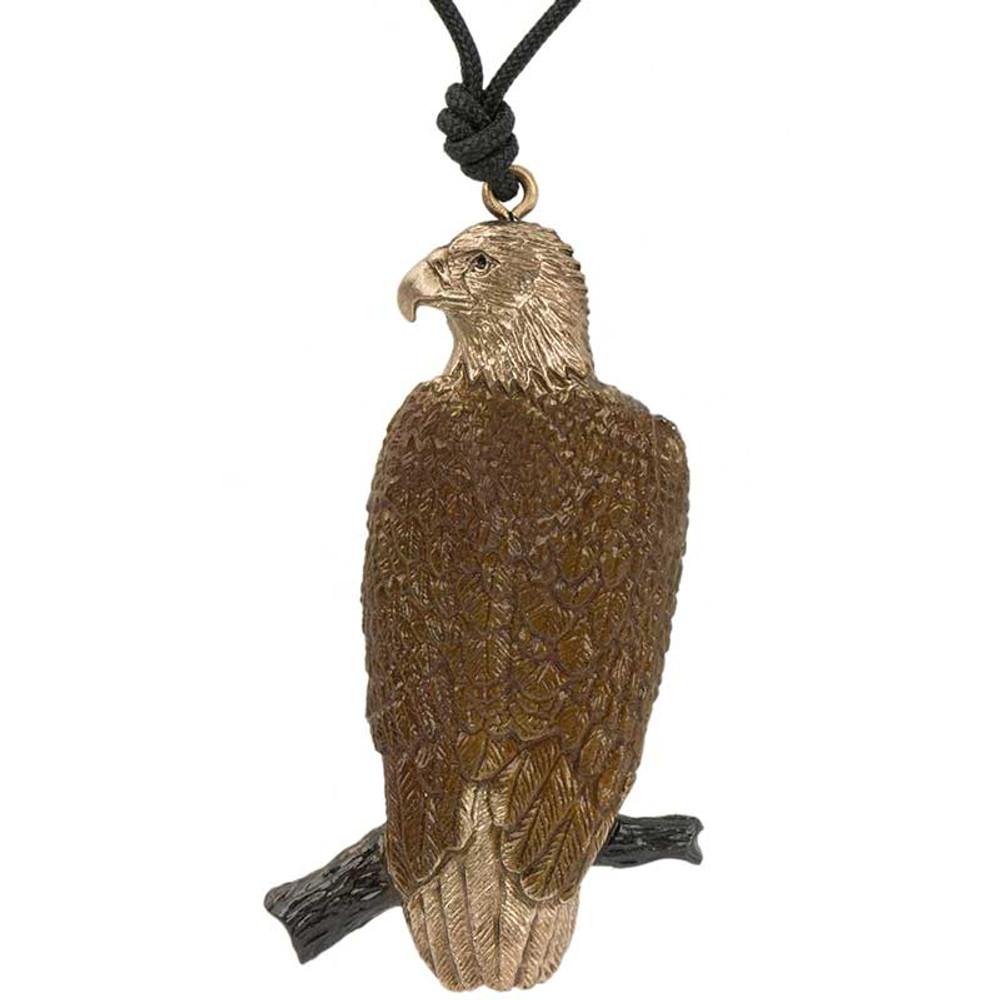 Perched eagle necklace eagle pendant cavin richie jewelry perched eagle pendant necklace cavin richie jewelry dmokb 51 pend aloadofball Images