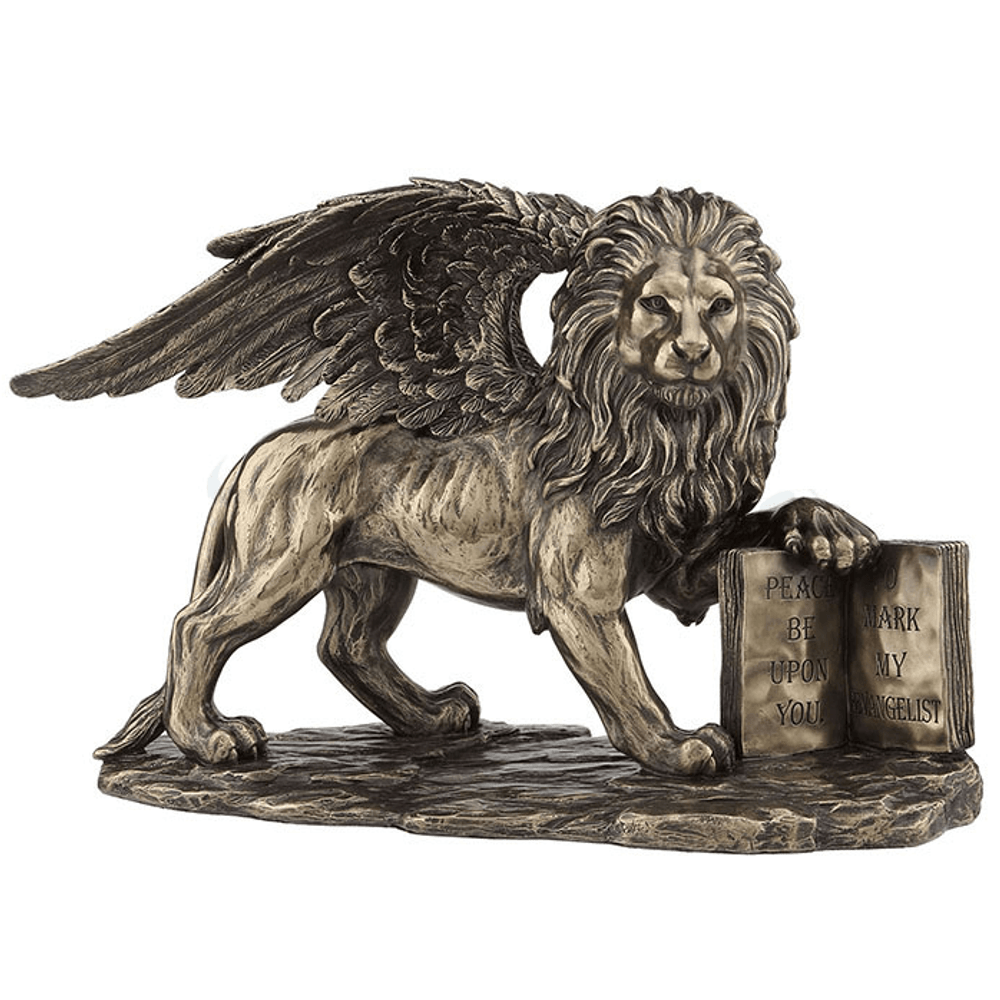 Winged Lion Sculpture Lion Of Saint Mark Sculpture