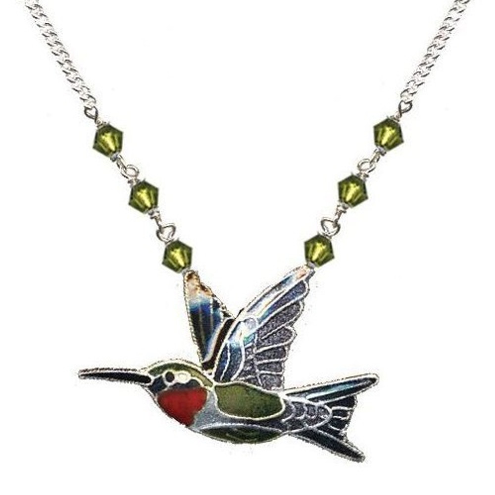 free journee jewelry pendant silver collection sterling watches hummingbird product