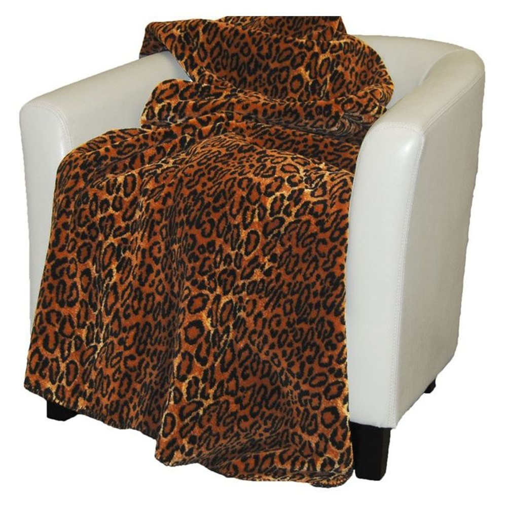Jaguar Blanket: Jaguar Throw Blanket