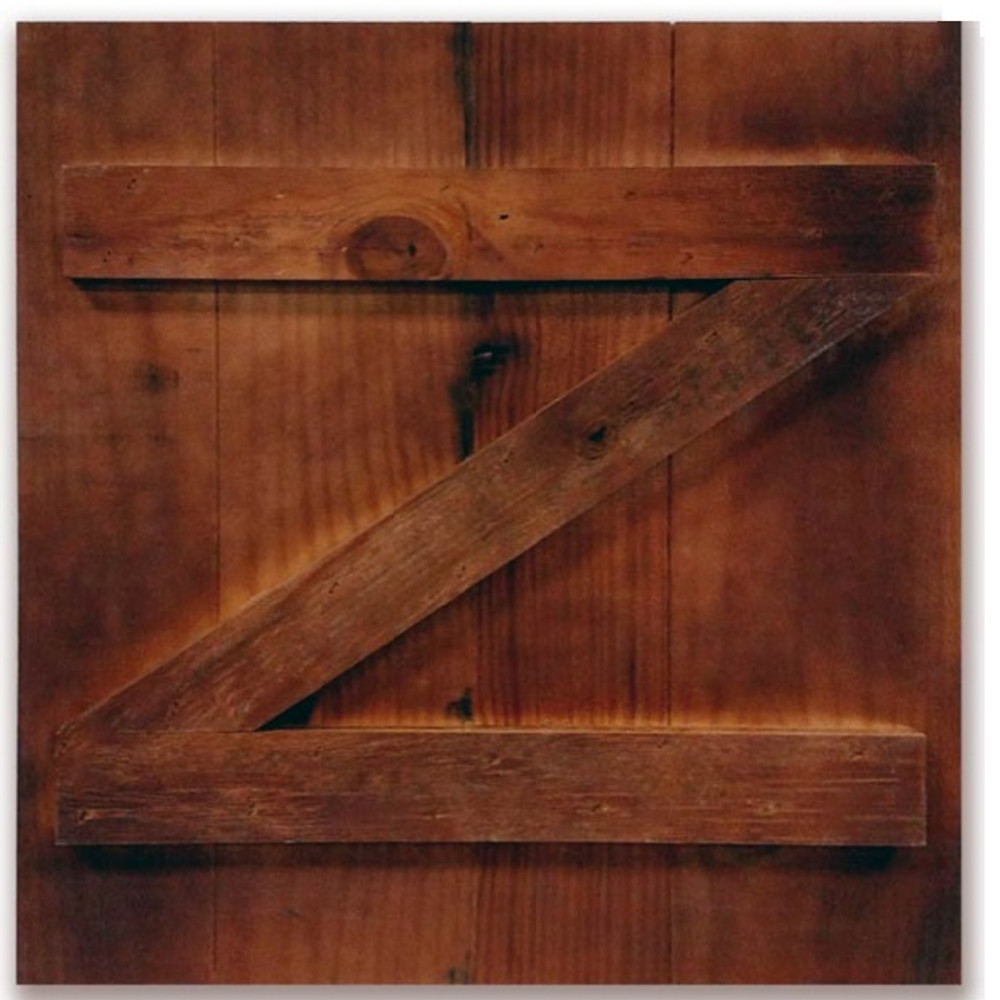 Sand Dollar Wood Art | 30x30 | Mill Wood Art