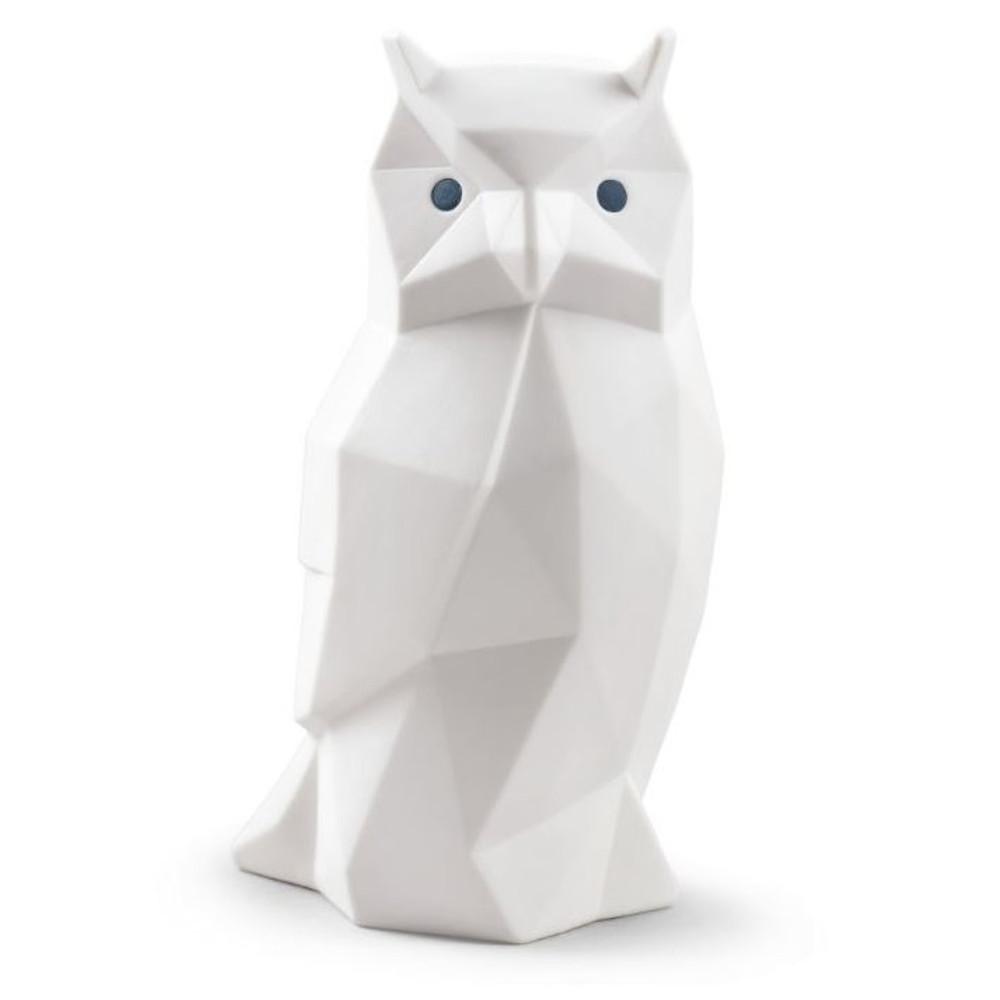 Origami Owl Matte White Porcelain Figurine