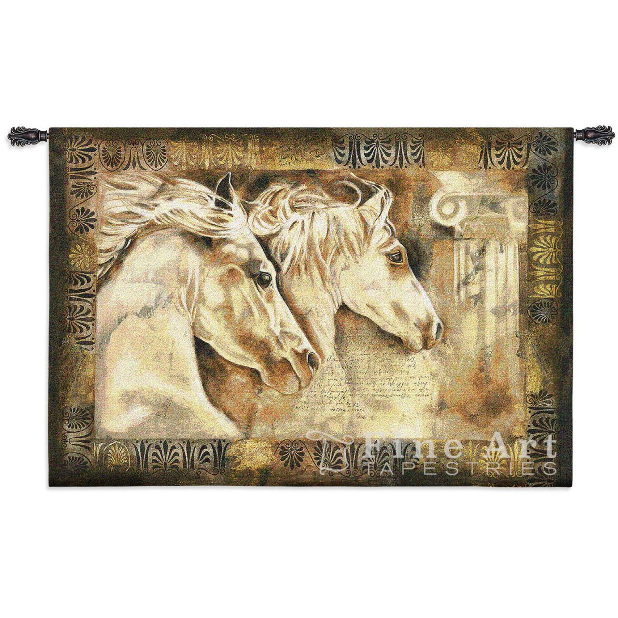 Horse Wall Tapestry | Messengers of Spirit | Wall Hanging