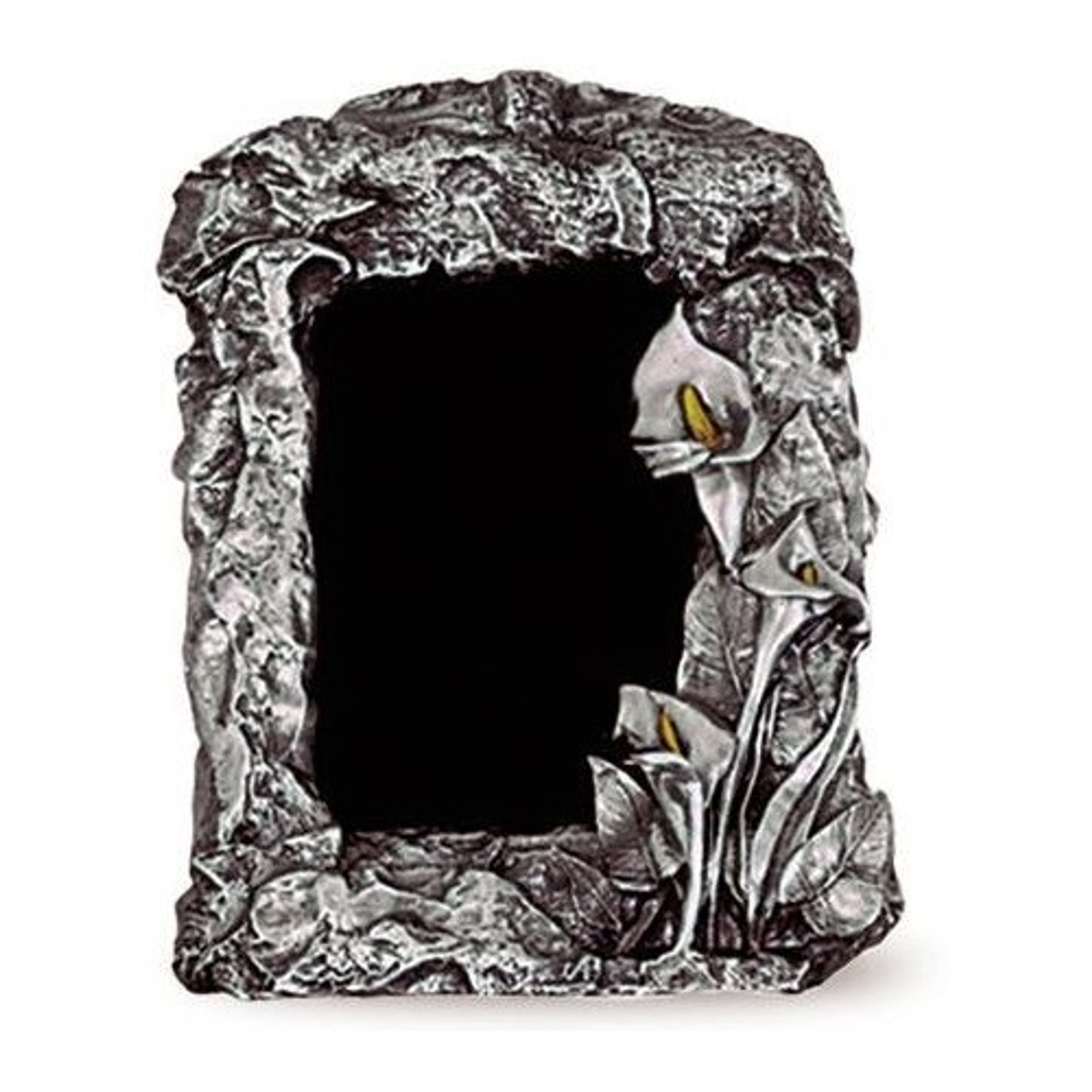 Calla Lily Photo Frame   U202   Silver Plated   D\'Argenta