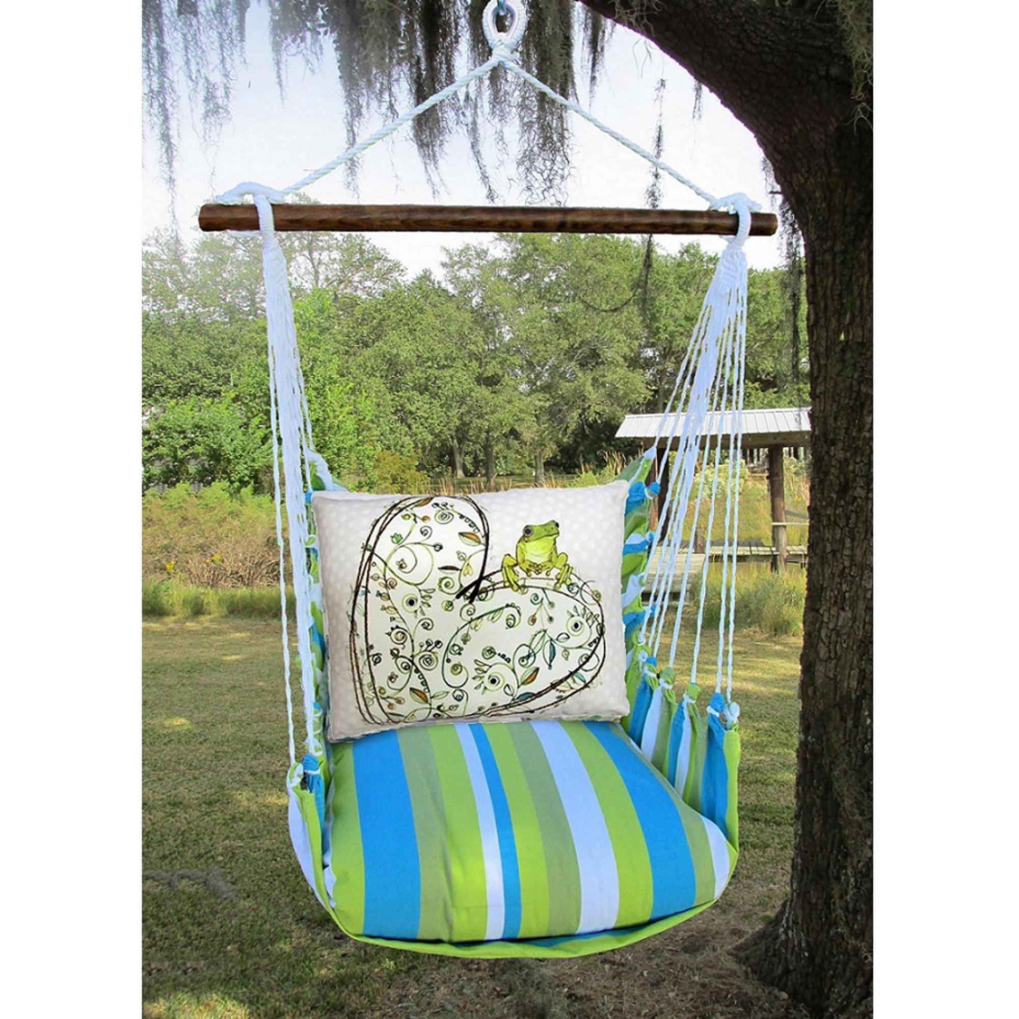 Frog And Heart Hammock Chair Swing Beach Boulevard